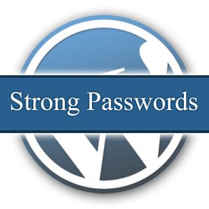 Importance of strong passwords online