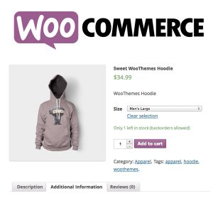 WooCommerce product options variation tutorial - WooCommerce beginners guide