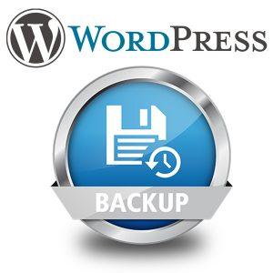 Backing Up WordPress - backing up WordPress and WooCommerce
