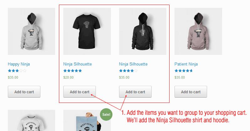 Cart links for WooCommerce - 3