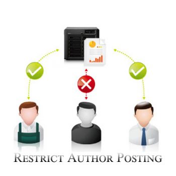 Restrict Author Posting